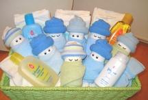 Baby Showers! / by Amanda Anthony