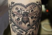 Tattoos / by Carol Tanner