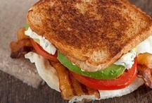 Sandwiches / by Sherri Stepp