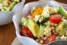 Salads / by Sherri Stepp