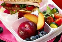 Easy Lunch Boxes / by Sherri Stepp