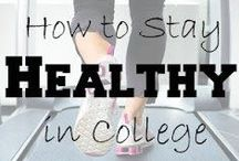 Health and Fitness Tips / Stress less, stay healthy, and have fun while keeping fit on campus! / by Eastern University