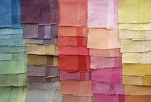 fabric art / by Karen Gerdetz Valentine