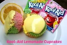 Kool-Aid Creations / Who knew Kool-Aid had so many uses? Get fun ideas from drinks to desserts to crafts! / by Walmart