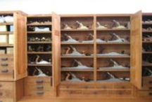 Woodworking / by McIntyre Furniture