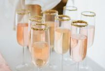 WEDDING - BLUSH & GOLD / Dreams keep us moving forward. / by Casey Hutcheson