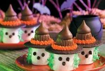 Halloween Spooktacular / From the creepy to crawly to cute find tons of Halloween party planning tips, crafts and recipes on this board! See our latest Halloween products in the shop like new sprinkles, paper straws and cupcake liners! / by The Bakers Confections & The Bakers Party Shop