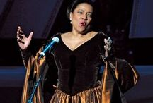 ♫♥♫♥Black Opera ♫♥♫♥ Broadway♫♥♫♥ / I love theater. I have a stirring passionate (dream) to provide a cultural arts stage/center featuring soloists with world-class operatic-size voices who thrill audiences with their artistry & musical presentations of art songs & spirituals beloved by peoples around the globe. Thanks to singers of previous generations who endured discrimination & paved the way, African-American opera singers have a much more equal playing field today; things are now a lot different in the opera industry.  / by Madam Ambassador ♛