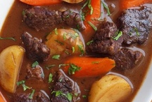 fare | beef / Cooking, baking, barbeque & slow cooker recipes / by Taryn H