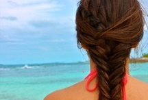 Long hair, don't care / by Kaylie Gyarmathy