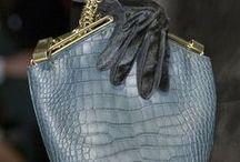Light Blue Handbags / by Deette Kearns