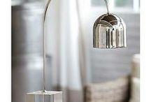 Lamps/Chandeliers / by Deette Kearns