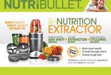 Nutribullet / by Marianne T