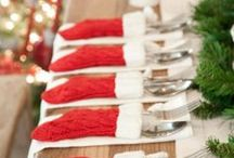 Red & White Holiday Parties / by Hostess with the Mostess