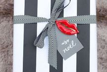 Gift Wrapping Ideas / by Hostess with the Mostess