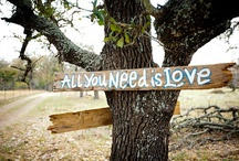 All you need is love... / by Monik