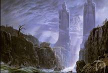 Tolkien / :) / by Sammie Guck