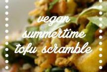 Vegan Breakfast Recipes / Vegan (plant-based) Breakfast Recipes, Tips and other useful information, including vegan omelets, waffles, pancakes, muffins, smoothies, fakin' bacon, tofu scrambles, eggless eggs, quiches, casseroles, brunch favorites and more! / by One Green Planet