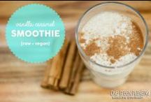 Vegan Smoothie Recipes / A collection of recipes featuring the best vegan (plant-based) Banana, strawberry, and dozens more fruit and vegetable smoothie recipes (including green smoothies). Find a new healthy breakfast or snack today! / by One Green Planet