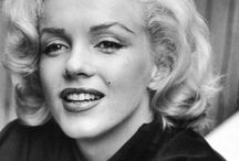 Marilyn / Marilyn Monroe  / by Christine Hepworth