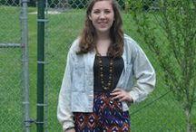 CollegeFashionista / Summer 2014 Style Guru for Quinnipiac / by Megan Alderman-Person