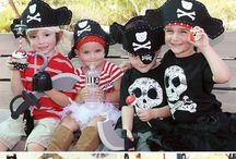 Kids Parties: Pirates / by Dafne Leila