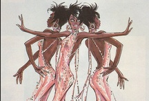 The Supremes / by Tim Cameresi
