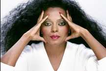 Miss Diana Ross / by Tim Cameresi