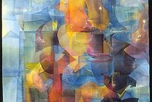 Art:  Quilts, Fibers, Needling / by Ann H