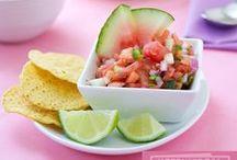 dips, salsa, and chutneys / by Julie Beauvais