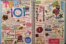 Smash Book Ideas / by Alexandra Rae Design