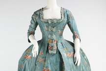 18th Cent. Fashion (& Before)  / by Anna ~