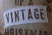 vintage christmas / by Lillian Minne