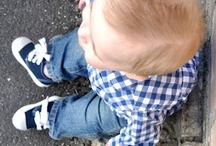 baby boy outfits / by Kathi Sophiea Saler