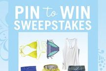 Athleta Wish List / Enter our pin-to-win sweepstakes! Sign up at www.lunabar.com/pintowin, follow all of our boards and check out some of our most favorite spring/summer pieces from our friends at Athleta. Pin with inspiration by 4/30/14 for your chance to win. Good luck! / by LUNA Bar