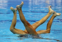 Synchro (and other not so cool sports) / by Paula Martínez Revuelta