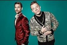 Macklemore and Ryan Lewis / The Heist--great concert!!! / by Isabell Sandoval