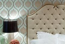 Wallpaper Love / by Paper Moss / Pearls for Paper