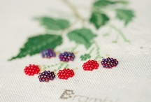♥ embroidery / by susana
