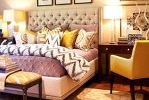 {Home Design Ideas} / by *•*Kalyn*•*