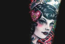 Tattoo / by Tati Regis