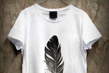 T Shirts & Prints & bag & fashion / by Ko.