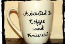 COFFEE / by Liz Laury