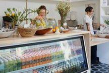 LA: Restaurants and... / by Emily Dingmann // A Nutritionist Eats
