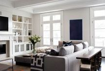 Family Room / by Adrianna Bertucci