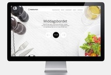 - Web Design & Interfaces / Layouts, Interfaces and some details / by Shel Shel