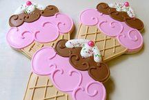 Sugar Me! / Sugar cookie decoration inspiration! / by Andrea Jensen