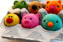 fun with felt / by Shannon Titus
