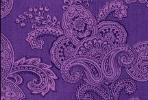Purple Passion / Purple inspires me...makes me smile...calms my soul / by Kathy Moncrief