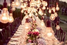 Soirée / Party food, favors and decor / by Katie Bayne